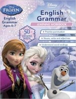 Frozen - English Grammar (Ages 6-7) (Disney Learning)