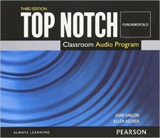 Top Notch Third Edition Fundamentals Class CD