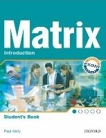 MATRIX INTRODUCTION STUDENT´S BOOK
