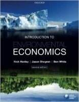 Introduction to Environmental Economics 2nd Ed.