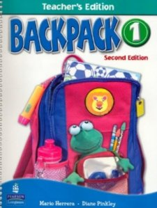 Backpack 2nd Ed. 1 Teacher's Book