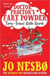 Doctor Proctor´s Fart Powder 2: Time-travel Bath Bomb