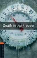 OXFORD BOOKWORMS LIBRARY New Edition 2 DEATH IN THE FREEZER AUDIO CD PACK