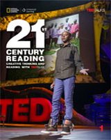 21st Century Reading 1: Creative Thinking and Reading with Ted Talks Audio CD/DVD Package