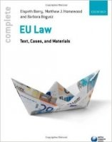 Complete Eu Law