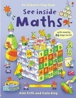 SEE INSIDE: MATHS (Usborne Flap Books)