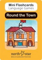 MINI FLASHCARDS LANGUAGE GAMES: CARDS Round the Town