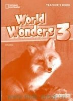 WORLD WONDERS 3 TEACHER´S BOOK