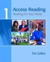 ACCESS READING 1 STUDENT´S TEXT + AUDIO CD