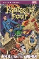 FANTASTIC FOUR: WHERE SANDMAN STALKS