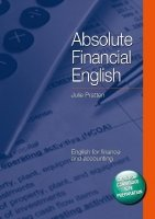 ABSOLUTE FINANCIAL ENGLISH BOOK + AUDIO CD