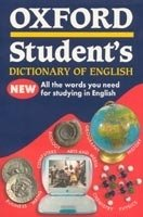 OXFORD STUDENT´S DICTIONARY OF ENGLISH
