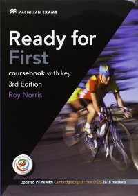 Ready for FCE (3rd edition) Student's Book & Macmillan Practice Online with Key & Online Audio