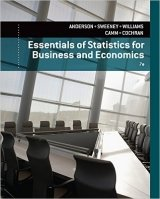 Essentials of Statistics for Business and Economics, 7th ed.