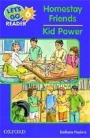 LET´S GO Second Edition 6 READER: HOMESTAY FRIENDS / KID POWER
