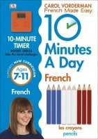 10 Minutes a Day French (Age 7-11)