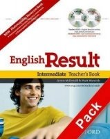 ENGLISH RESULT INTERMEDIATE TEACHER´S RESOURCE BOOK WITH DVD AND PHOTOCOPIABLE MATERIALS