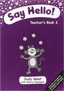Say Hello 2 Teacher´s Book with MultiROM