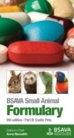 BSAVA Small Animal Formulary : Exotic Pets Part B
