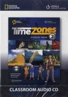 TIME ZONES 2 CLASSROOM AUDIO CD