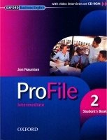 PROFILE 2 STUDENT´S BOOK + CD-ROM