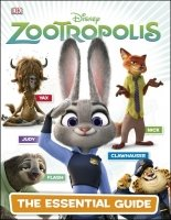 Disney Zootropolis Essential Guide