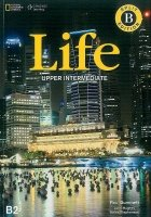 LIFE UPPER INTERMEDIATE SPLIT EDITION B WITH DVD + WORKBOOK AUDIO CDs