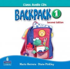 Backpack 1 2nd Edition Class CD