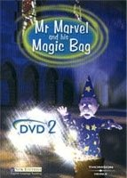 MR MARVEL AND HIS MAGIC BAG 2 DVD