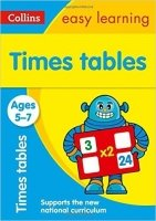 Times Tables Ages 5-7