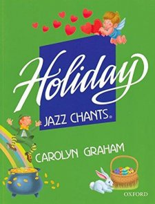 HOLIDAY JAZZ CHANTS STUDENT´S BOOK