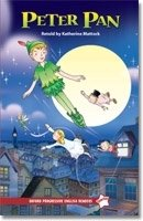 OXFORD PROGRESSIVE ENGLISH READERS Level STARTER: PETER PAN