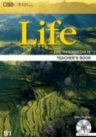LIFE PRE-INTERMEDIATE TEACHER´S BOOK WITH AUDIO CD