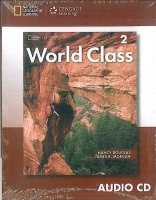 WORLD CLASS 2 CLASS AUDIO CDs
