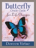 Butterfly Oracle Cards for Life Changes:A 44-Card Deck and Guidebook