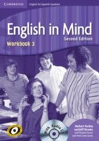 English in Mind for Spanish Speakers Level 3 Workbook with Audio CD