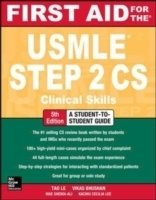 First Aid For The Usmle Step 2 Cs, 5th ISE