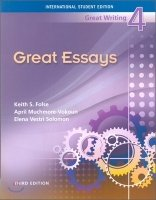 GREAT WRITING 4 Third Edition GREAT ESSAYS (International Student´s Edition)
