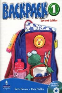 Backpack, 2nd Ed. 1 Workbook w/ Audio CD - 2nd Revised edition