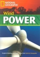 FOOTPRINT READERS LIBRARY Level 1300 - WIND POWER + MultiDVD Pack