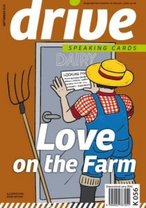 Drive – Speaking Cards – Love on the Farm