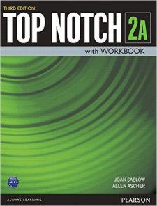 Top Notch Third Edition 2 Student Book/Workbook Split A