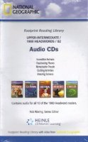 FOOTPRINT READERS LIBRARY Level 1900 AUDIO CDs