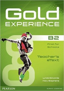 Gold Experience B2 Teacher's eText CD-ROM Disc