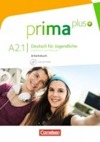 Prima Plus A2 Teilband 1 Arbeitsbuch mit CD-ROM