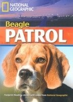 FOOTPRINT READERS LIBRARY Level 1900 - BEAGLE PATROL + MultiDVD Pack