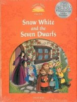 CLASSIC TALES Second Edition LEVEL 5 SNOW WHITE AND THE SEVEN DWARFS + AUDIO CD PACK