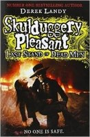 Skulduggery Pleasant 8: Last Stand of Dead Men