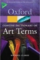 OXFORD CONCISE DICTIONARY OF ART TERMS Second Edition (Oxford Paperback Reference)