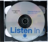 LISTEN IN Second Edition 1 CLASS AUDIO CDs /2/